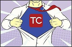sperhero with tc logo