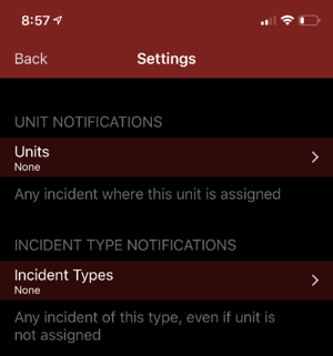 UnitNotificationsiPhoneX
